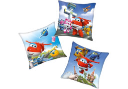 Super Wings Dekokissen